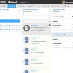Microsoft OneDrive Pipedrive Integration